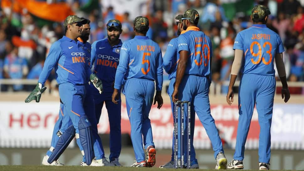 Pakistan asks ICC to take action against Team India for wearing army caps