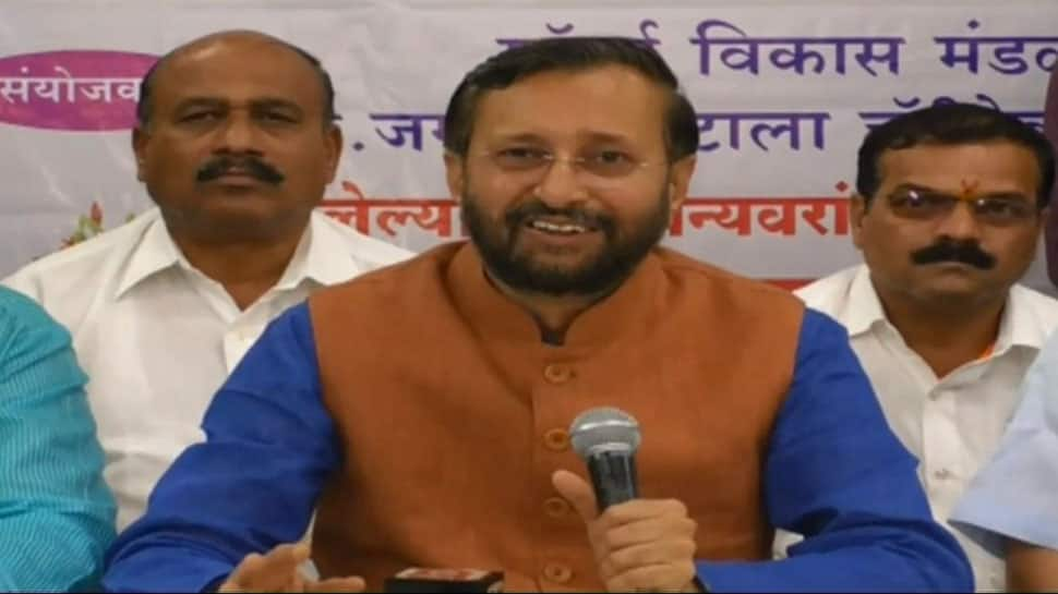 Prakash Javadekar hits out at Rahul Gandhi over comments on IAF's airstrikes