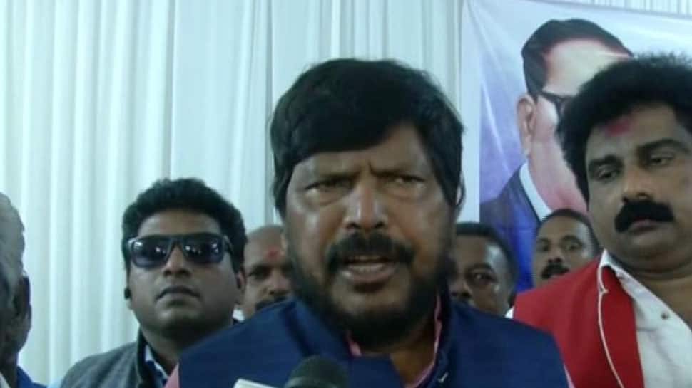 Tussle between BJP and Republican Party of India (Athawale) on seat sharing in Kerala