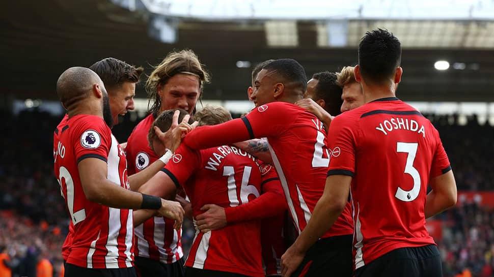 EPL: Harry Kane's 200th goal in vain as Southampton stun Tottenham Hotspur 2-1