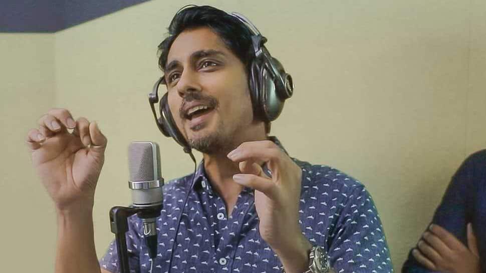 Siddharth sings for Ninu Veedani Nedanu Nenu