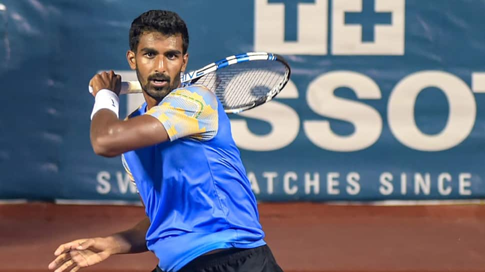 Prajnesh stuns Basilashvili at Indian Wells