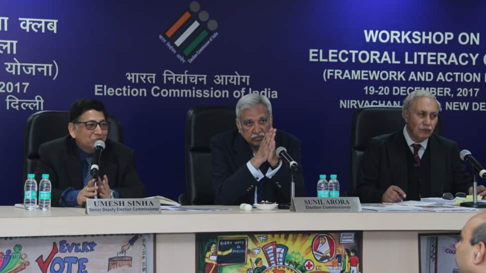 Watch Zee News live streaming on Election Commission announcement of Lok Sabha election 2019 schedule