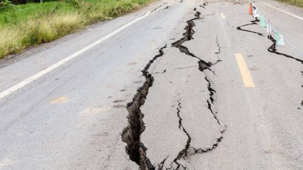 Earthquake of 4.8 magnitude hits Andaman islands