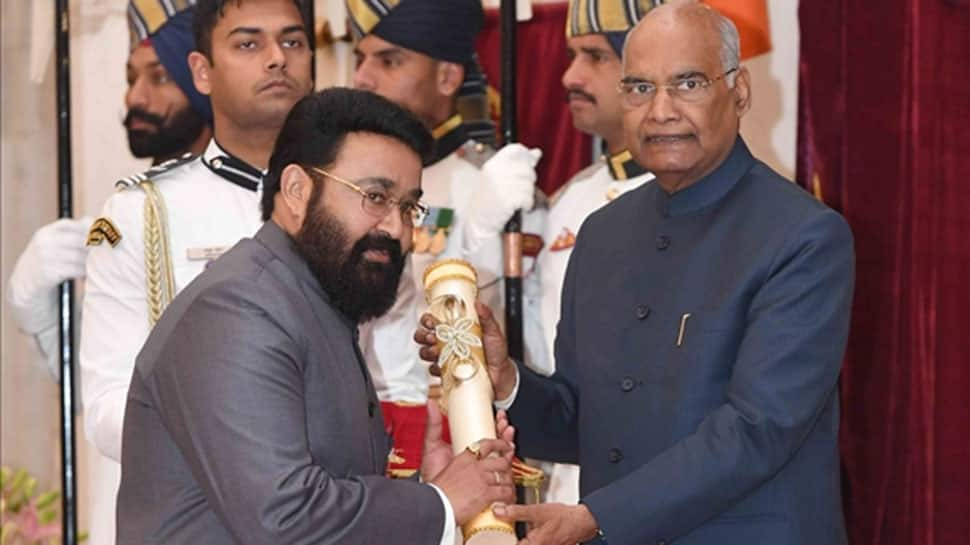 President Ram Nath Kovind confers Padma awards on 47 'inspiring' personalities