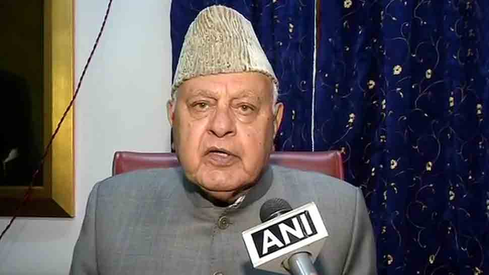 Farooq Abdullah links Balakot airstrikes to Lok Sabha polls, says they were carried out keeping elections in mind