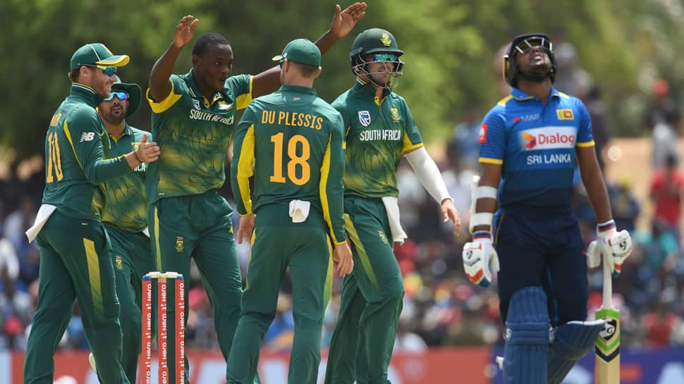 Experienced trio back in South Africa squad for remaining ODIs against Sri Lanka