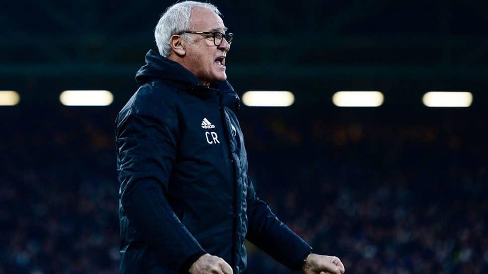 Series A: Claudio Ranieri off to winning start as AS Roma edge past Empoli