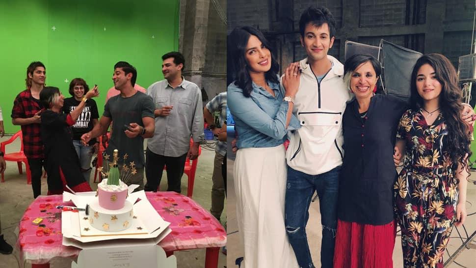 Priyanka Chopra-Farhan Akhtar's 'The Sky Is Pink' filming complete—See pics