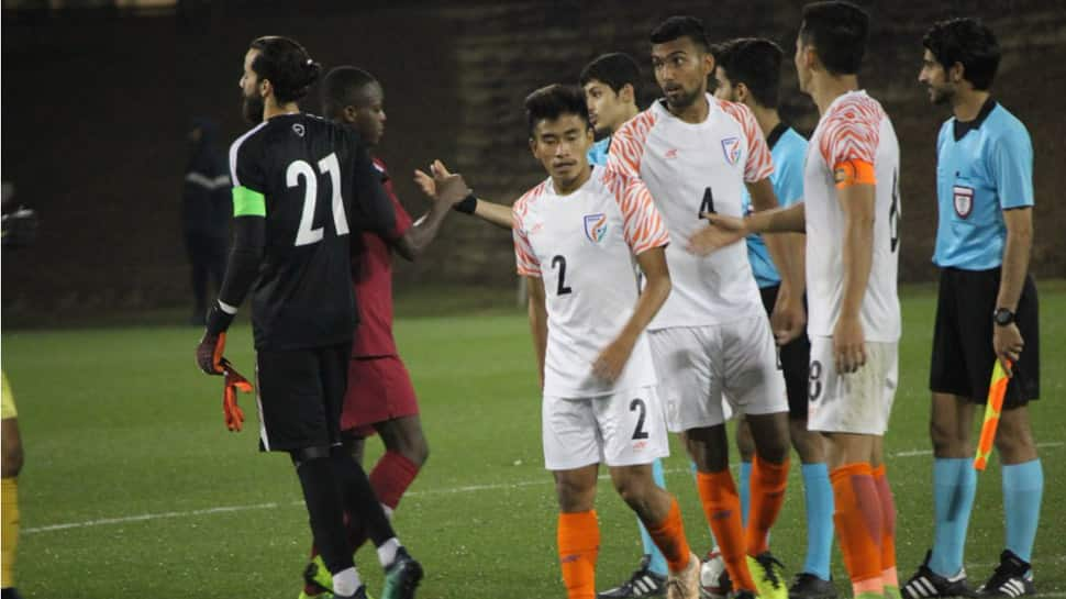 India Under-23 go down 0-1 to Qatar ahead of AFC Championship Qualifiers