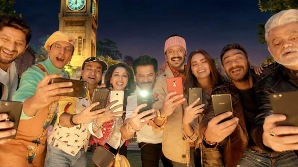 Ajay Devgn starrer 'Total Dhamaal' sets Box Office on fire