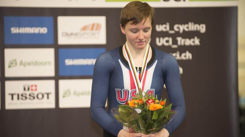 US Olympic medalist Kelly Catlin dies aged 23