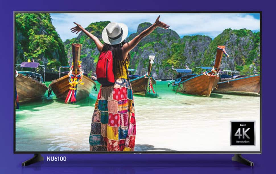 Samsung launches online exclusive UHD TV line-up in India