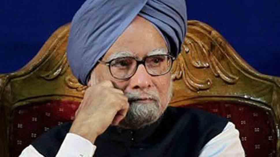 Manmohan Singh won't contest upcoming Lok Sabha elections: Amarinder Singh