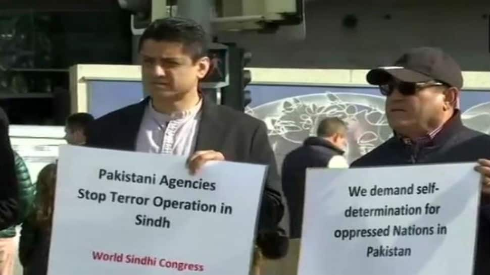 Activists from PoK expose Pakistan's claims of fighting extremism