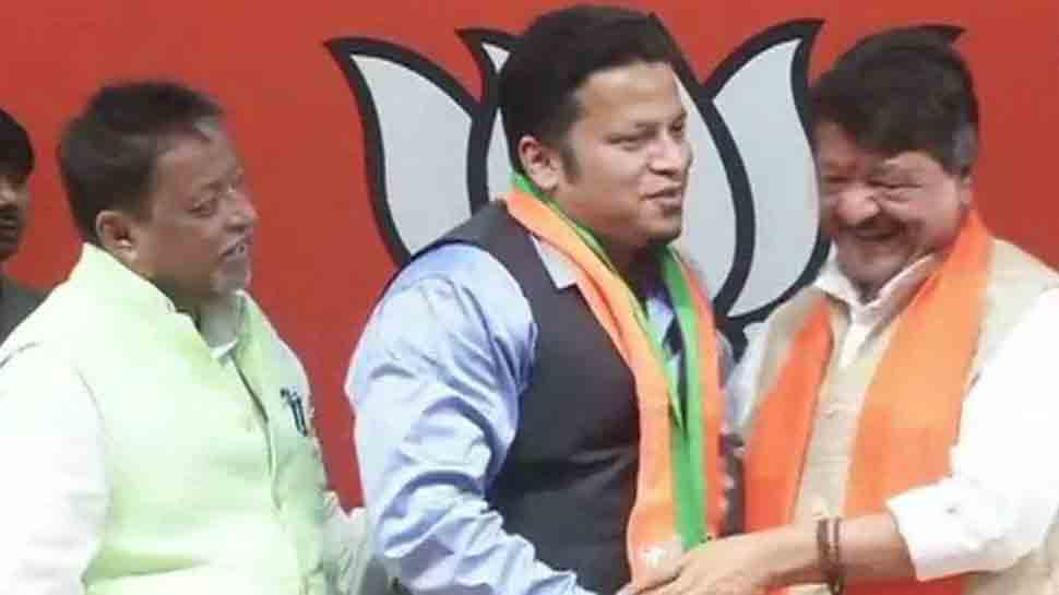 After joining BJP, Anupam Hazra reveals why Trinamool Congress expelled him
