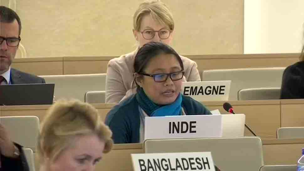 At 40th session of UNHRC, India lashes out at Pakistan's support to terror