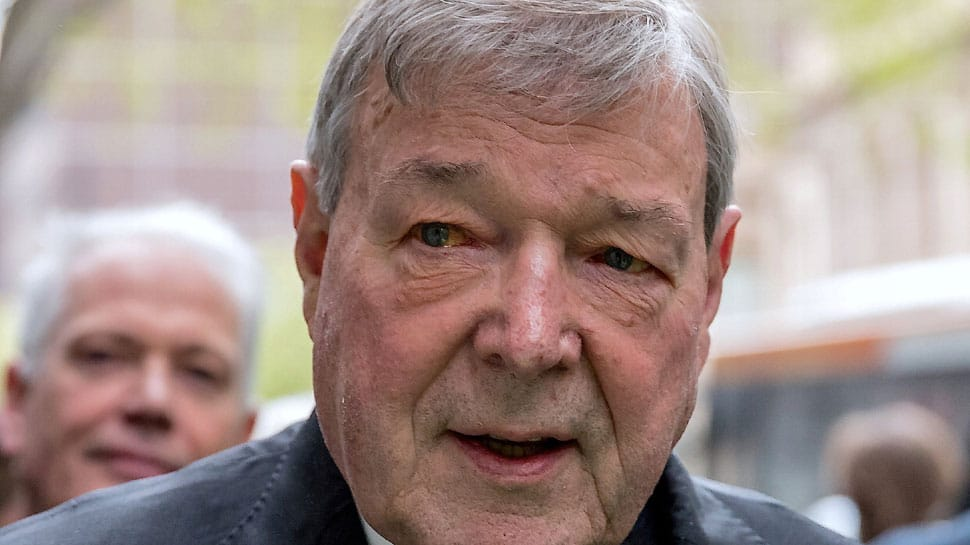 Former Vatican Treasurer George Pell jailed for six years for sexually abusing choir boys