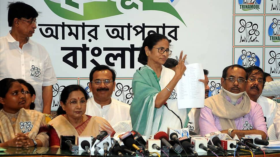 In a first, Trinamool Congress fields 40.5% women candidates