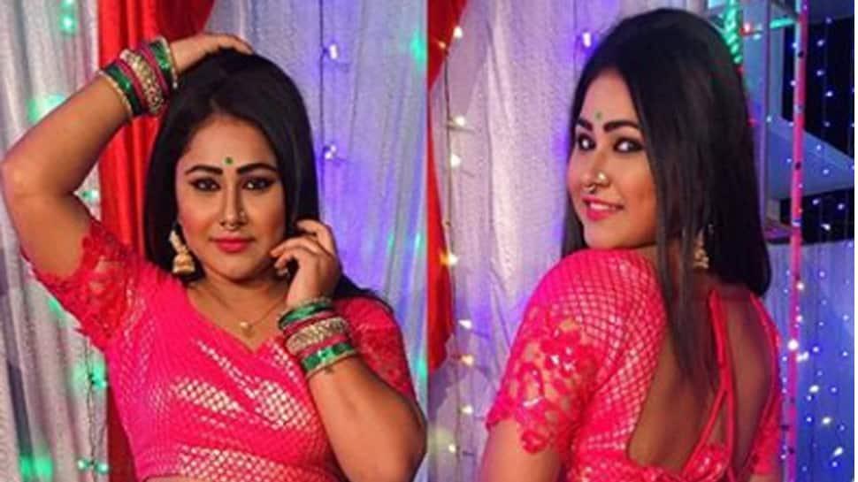 Priyanka Pandit aka Gargi Pandit shoots dancing number for 'Pehla Pehla Pyar'—Pic