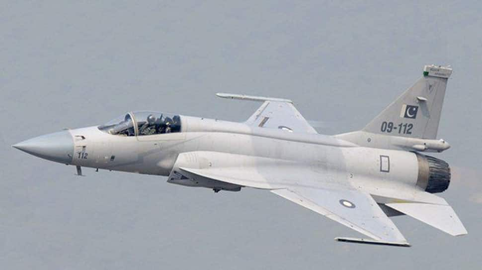 Two Pakistani Air Force jets go supersonic 10 km from LoC in PoK, IAF on high alert