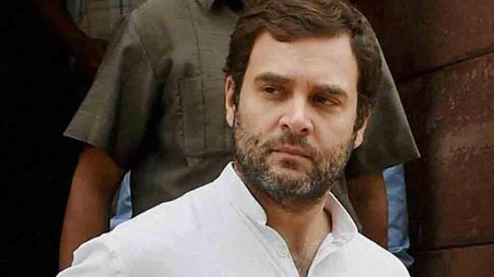 Atal Bihari Vajpayee's policies set Jammu and Kashmir on fire: Rahul Gandhi