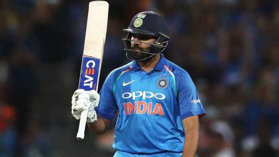 Rohit Sharma equals Sourav Ganguly, becomes third fastest to reach 8000 ODI runs