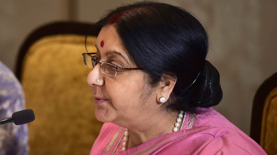 India won't escalate situation with Pakistan, but won't take Pulwama as its destiny: Sushma Swaraj