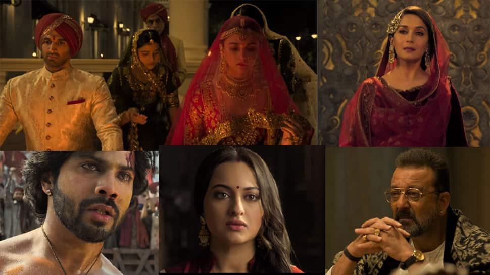Kalank Teaser Becomes Highest Viewed Hindi Film Teaser In