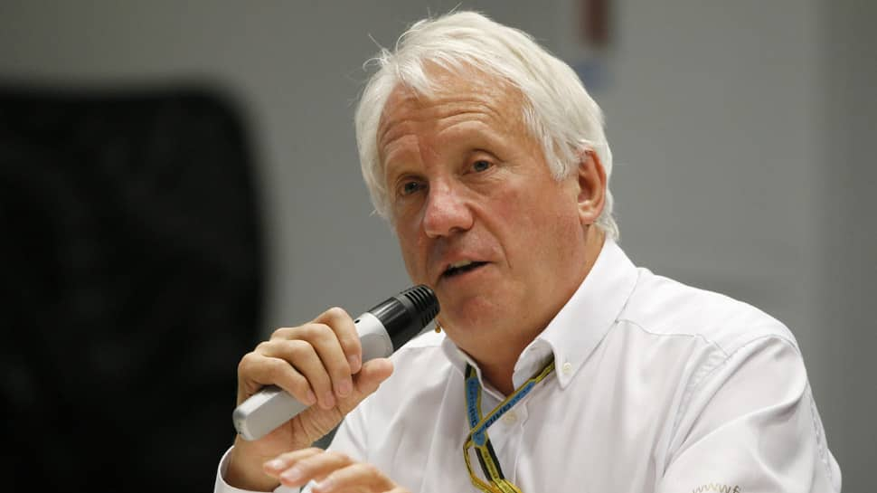Formula One mourns sudden death of race director Charlie Whiting