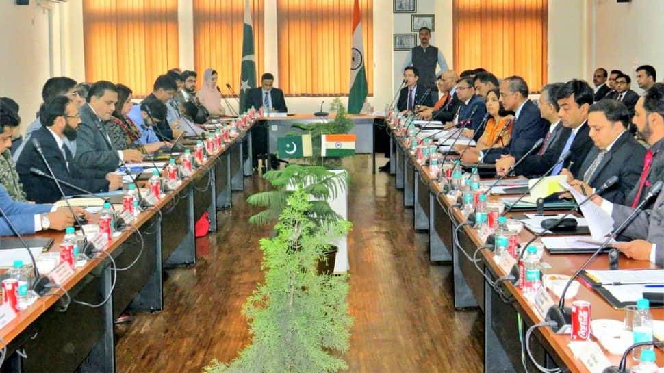 Talks on Kartarpur Corridor underway between India and Pakistan on Thursday