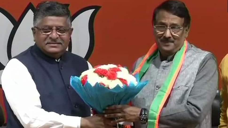 Sonia Gandhi's close aide Tom Vadakkan joins BJP, lauds PM Narendra Modi's leadership