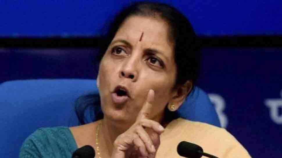 UPA govt did not take steps that had to be taken after 26/11 terror strike: Nirmala Sitharaman