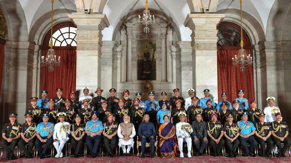 President Ram Nath Kovind presents Gallantry Awards, other service decorations: Here is the full list