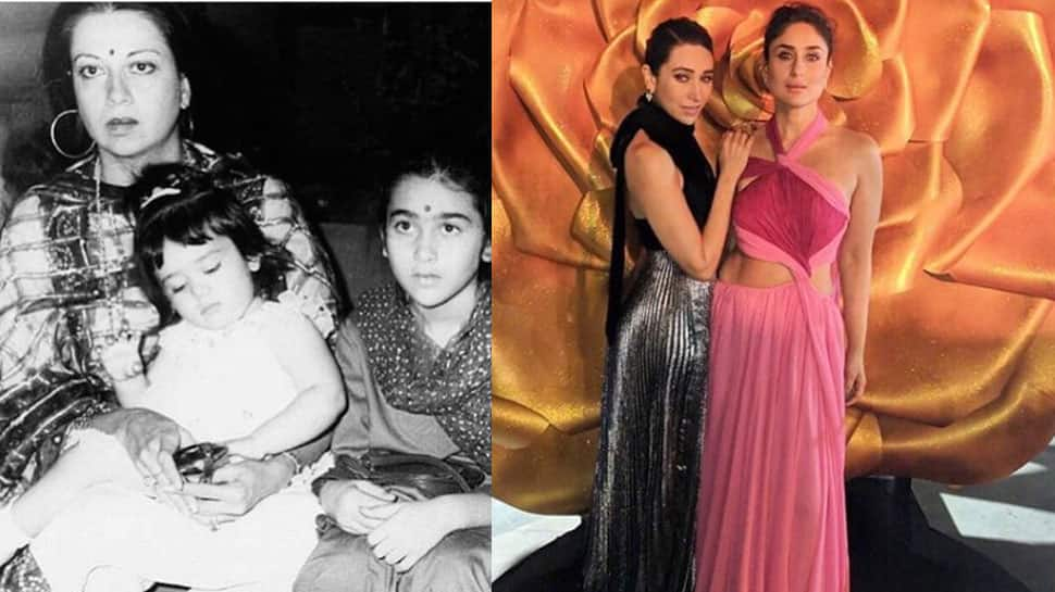 Kareena and I are each other's support: Karisma Kapoor