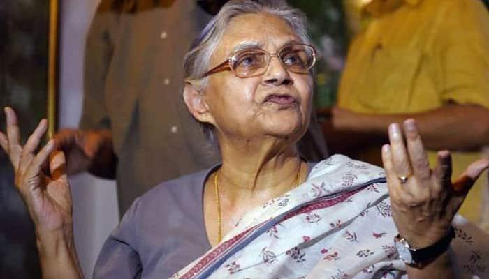 Amit Shah thanks Sheila Dikshit for saying Manmohan Singh was not tough on terror
