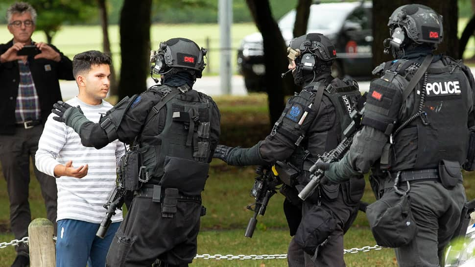 Shooting attacks at New Zealand mosques, casualties reported