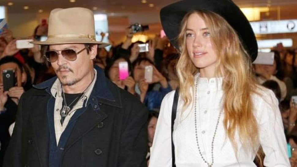 Now Johnny Depp accuses Amber Heard of domestic abuse