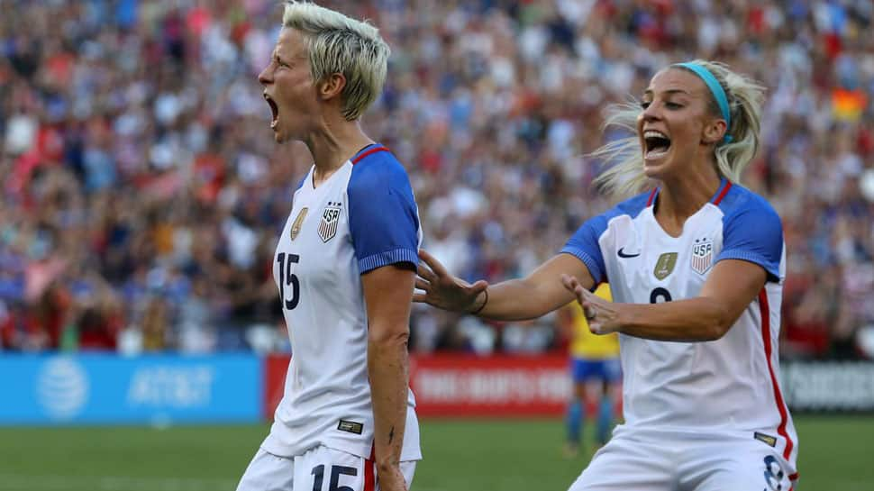 US Soccer Federation defends treatment of national women`s team