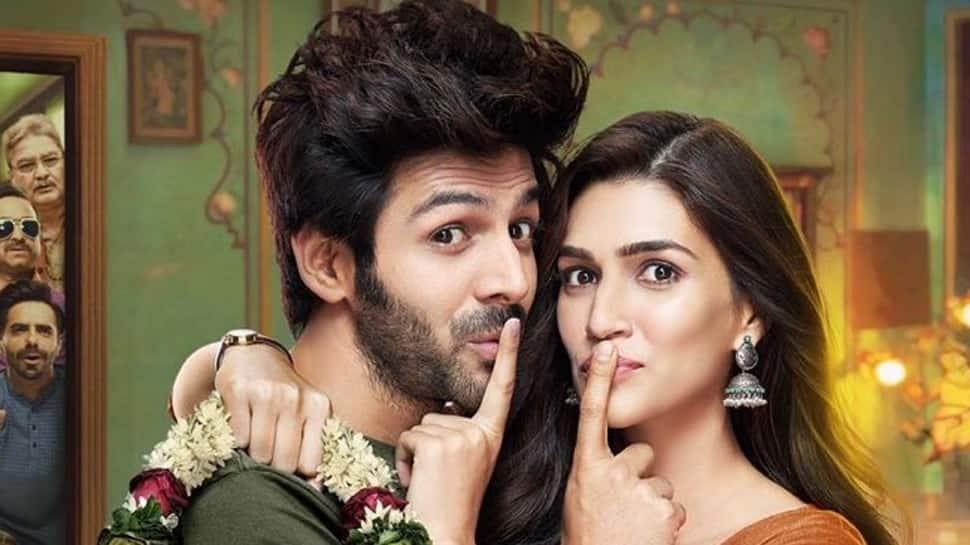 Kartik Aryan-Kriti Sanon starrer Luka Chuppi inches close to Rs 100 crore mark-Check collections