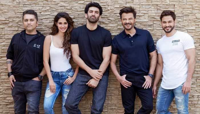 Aditya Roy Kapur starts shoot for his next film