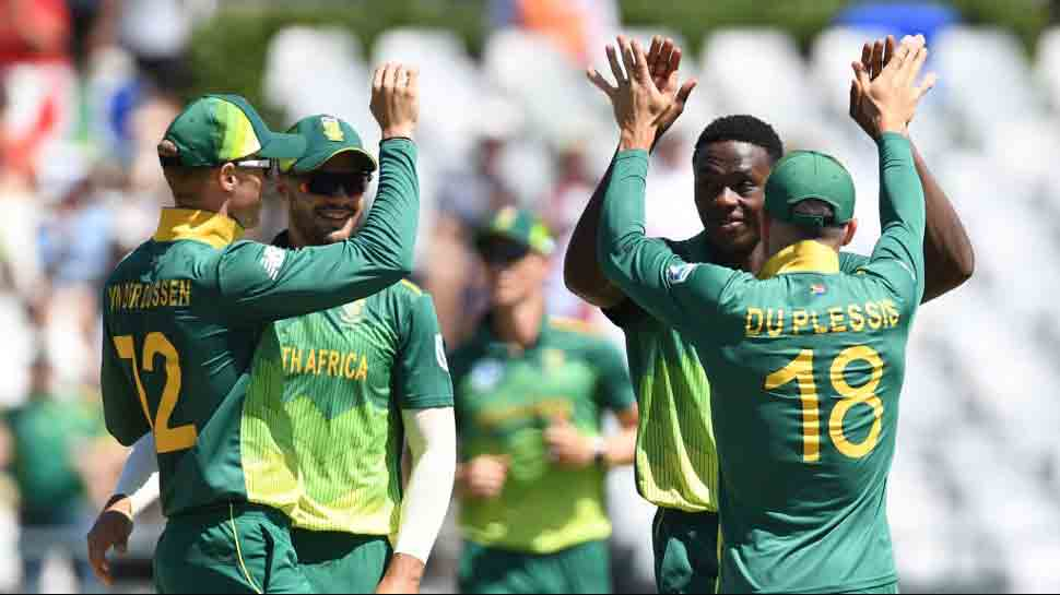 South Africa beat Sri Lanka by 41 runs in 5th ODI, clean sweep series