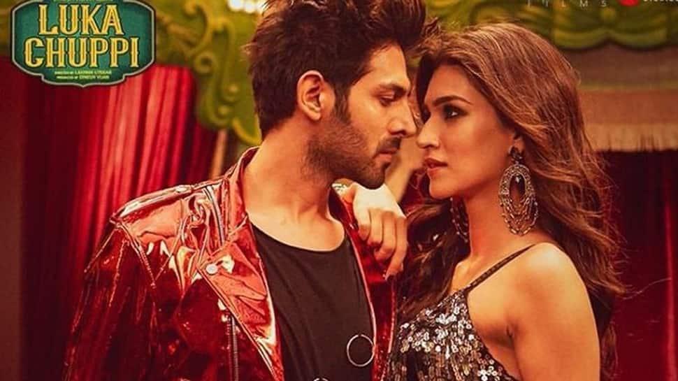Kartik Aryan-Kriti Sanon starrer Luka Chuppi earns Rs 79 crore at the Box Office