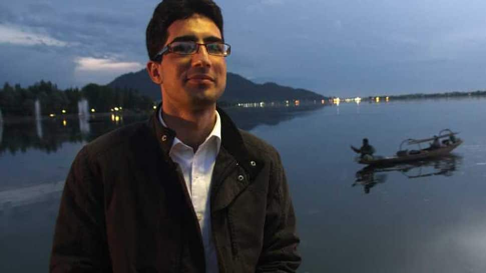 Former IAS officer Shah Faesal launches political party, aims to be youth-centric outfit