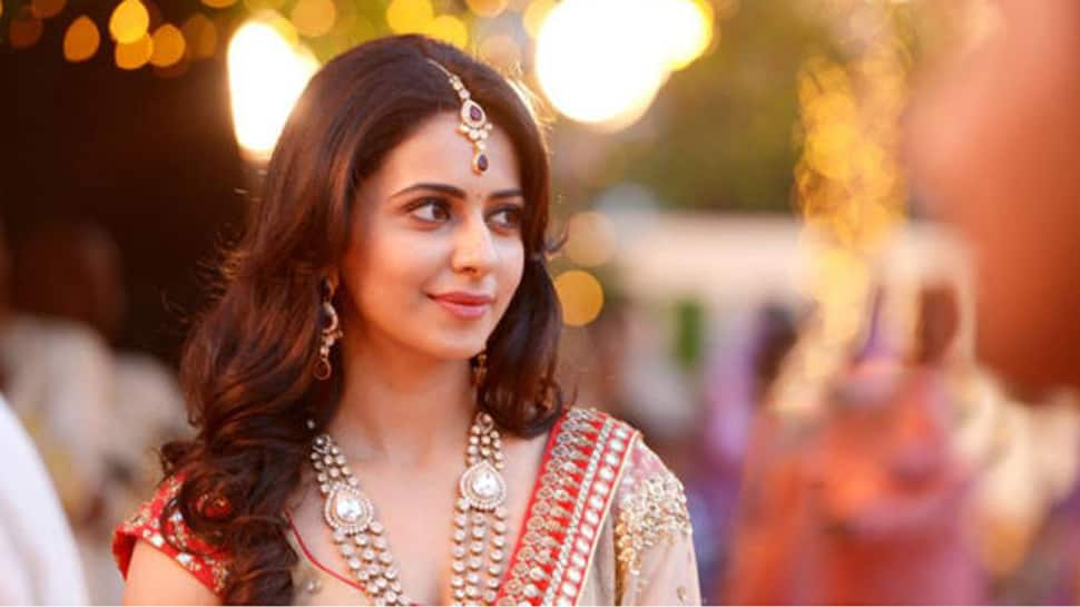 Sidharth is fun to work with: Rakul Preet Singh