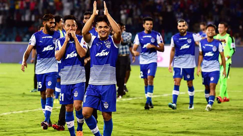 We wanted to win title badly: Bengaluru FC skipper Chhetri on team's maiden ISL title