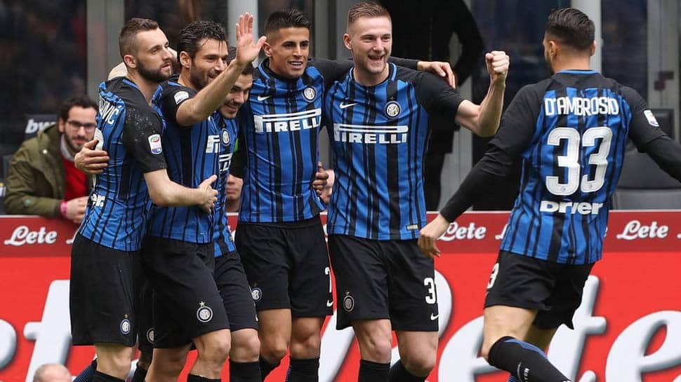 Serie A: Inter Milan edge past AC Milan to climb to third spot