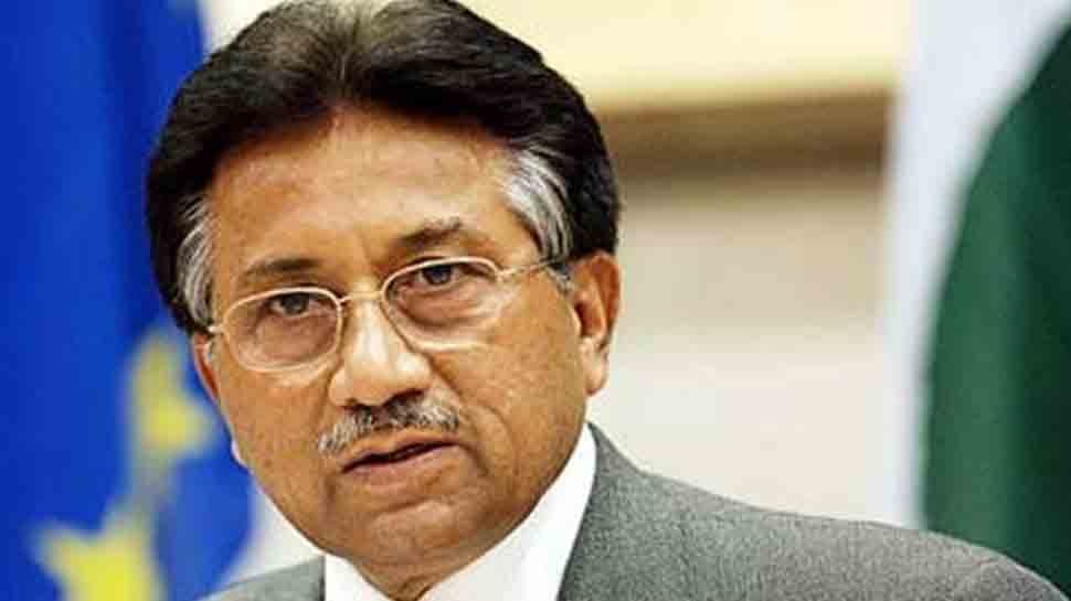 Pervez Musharraf admitted to Dubai hospital after reaction from rare disease : Party