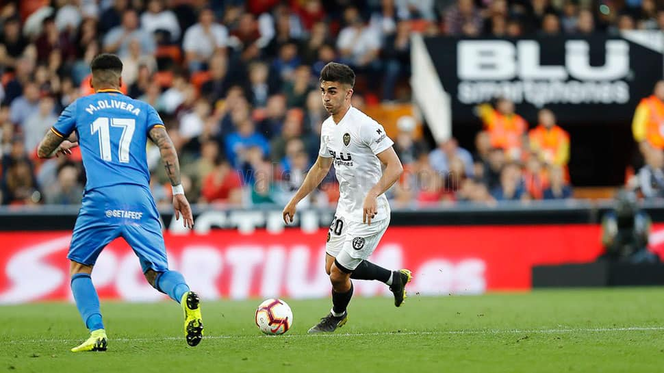 La Liga: Valencia frustrated by Getafe as top-four hopes hit after goalless draw