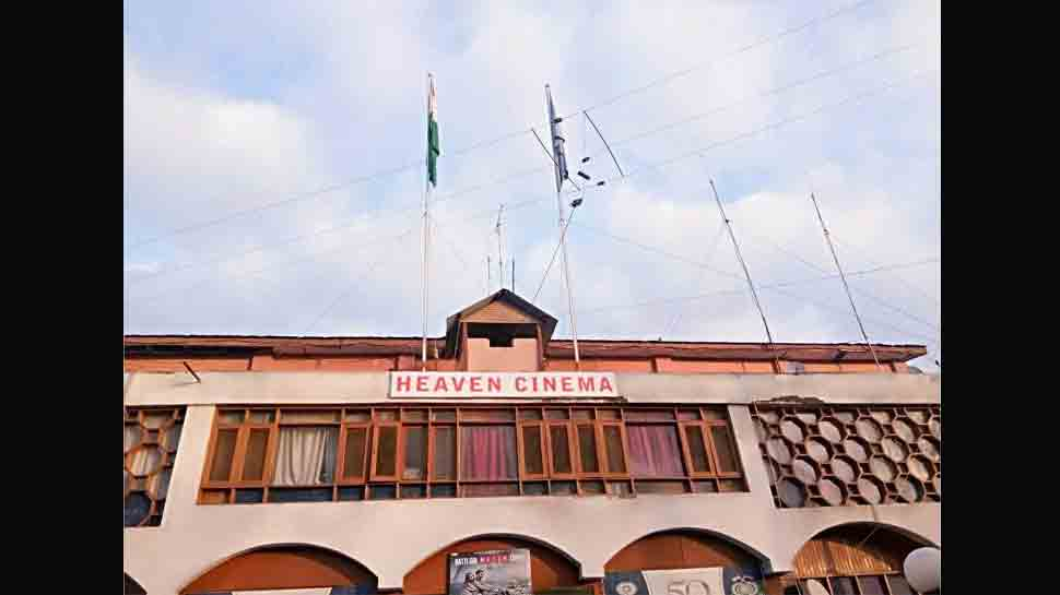 CRPF revives Heaven cinema hall after 28 years in Jammu and Kashmir's Anantnag